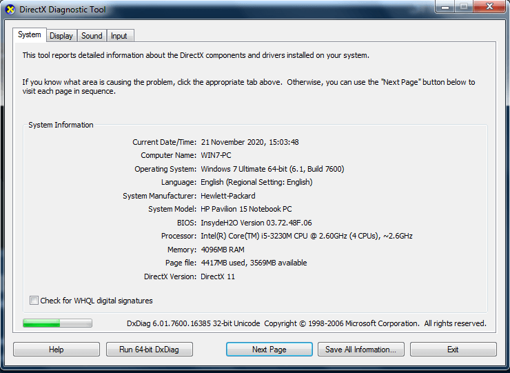 Check display drivers and device error blz51901016
