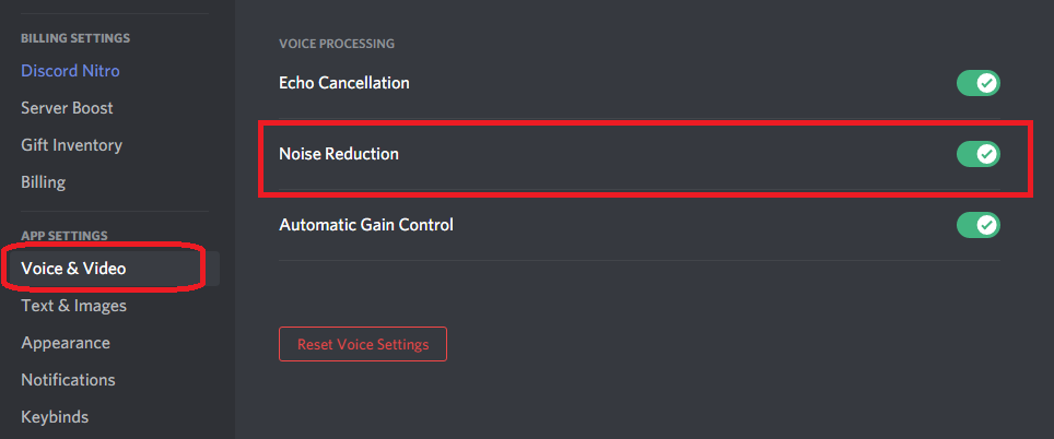 try noise reduction in discord to avoid discord static sound noise.