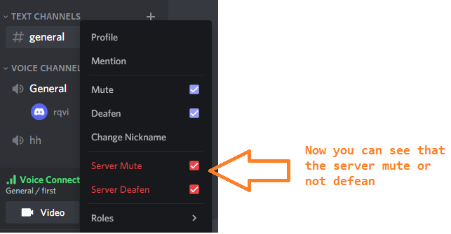 Discord Rythm Bot Not Working then check server mute or server Deafen is not checked
